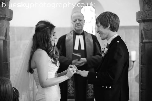 Wedding Ceremony at Edinburgh Castle