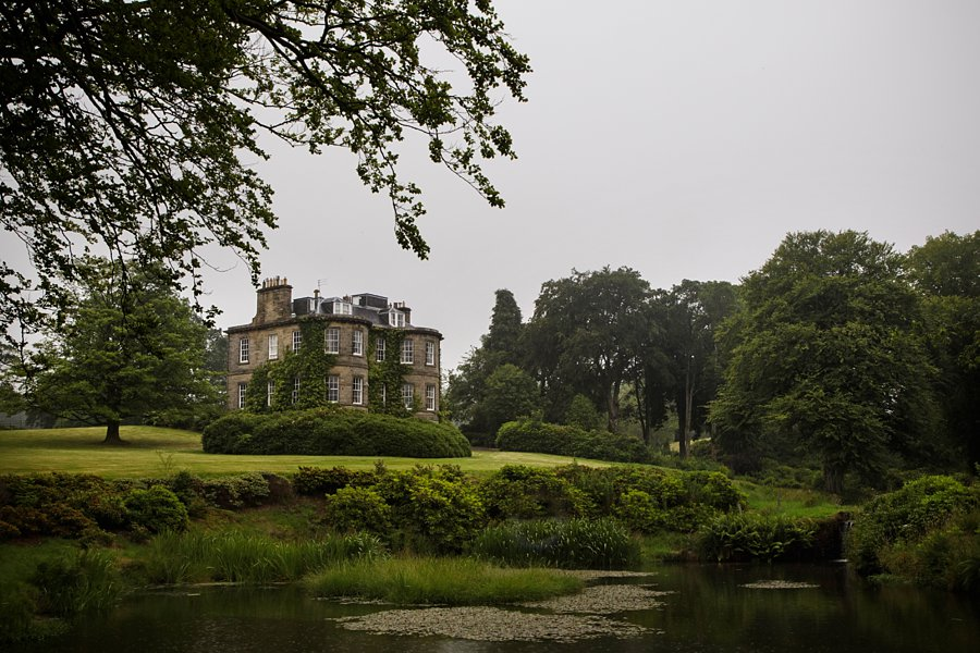 Harburn House Wedding Photography