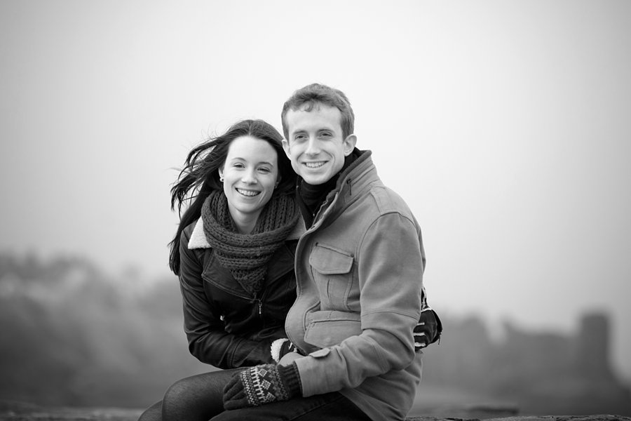 Engagement Shoot St Andrews by Blue Sky Photography