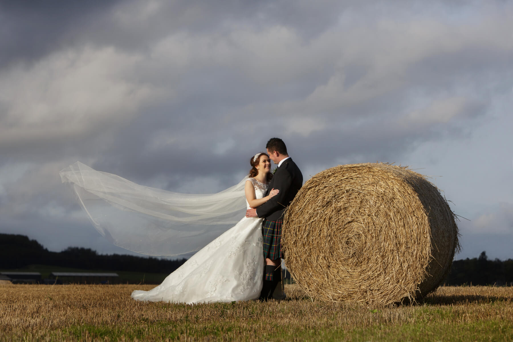 autumn wedding scotland
