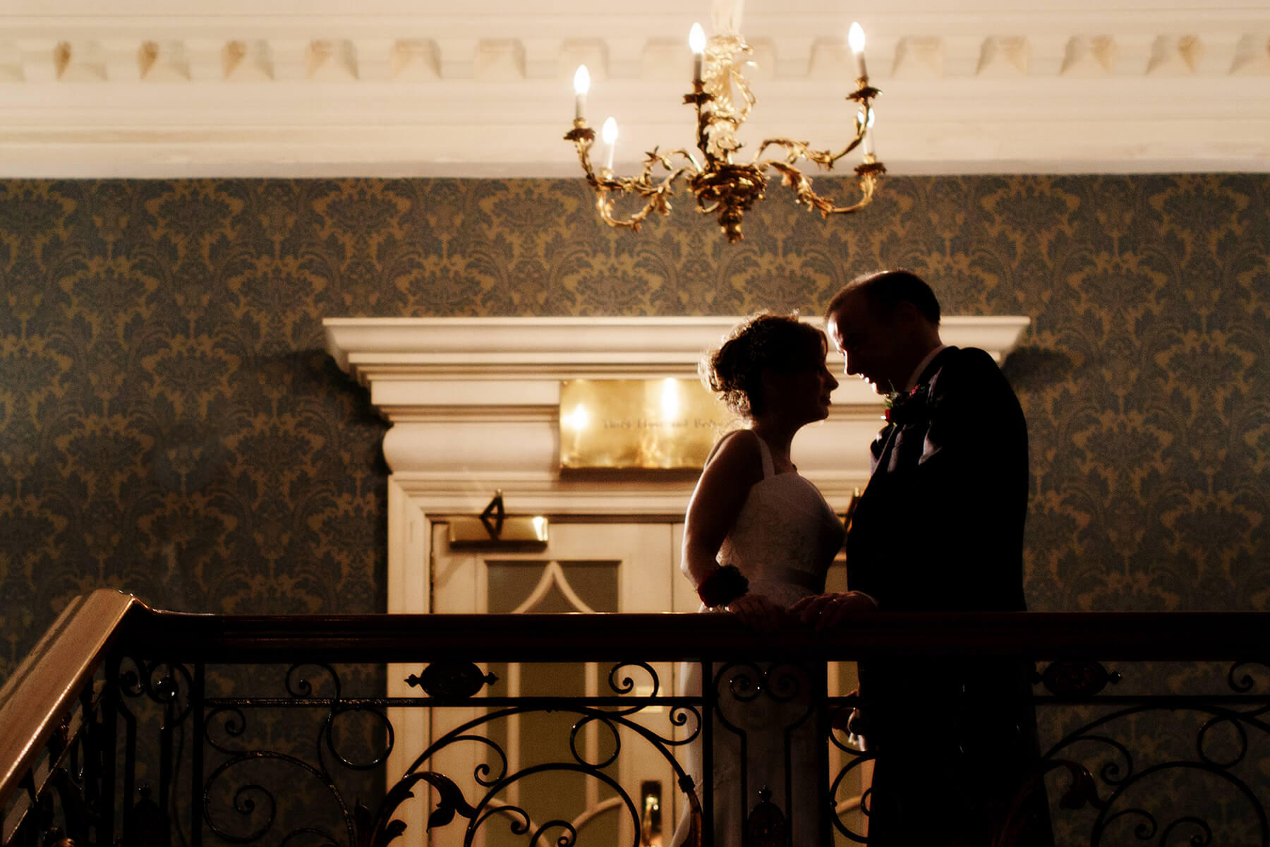 Balmoral Hotel Wedding Photographer