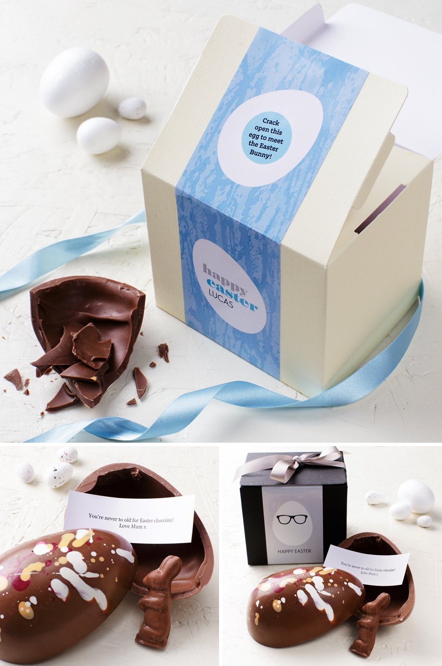 Easter product photography shoot NOTHS Edinburgh