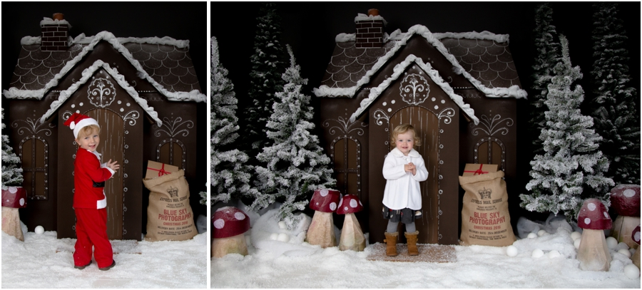 #GingerbreadShoots Blue Sky Photography Edinburgh