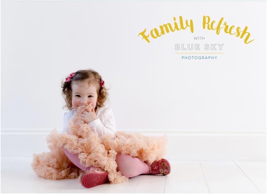 Blue Sky Family Refresh