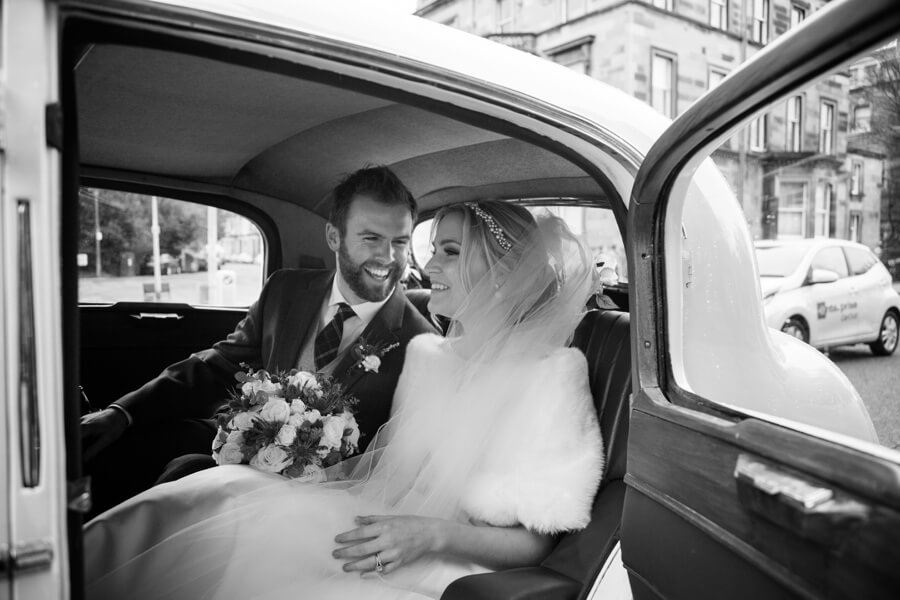 Prestonfield Wedding Photography