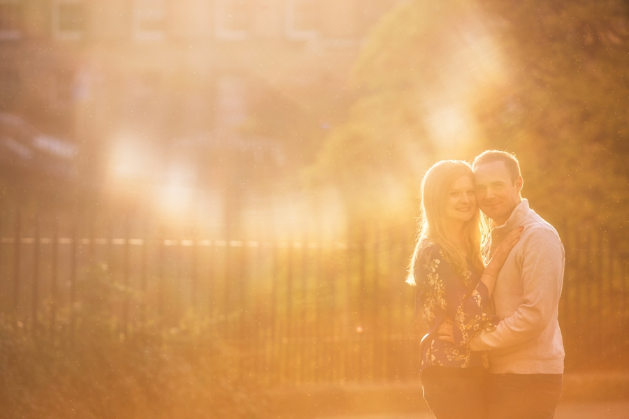 Edinburgh Engagement Shoot