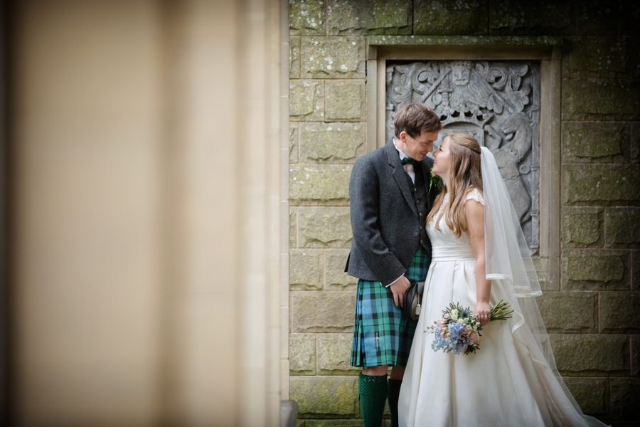 Barony-Hall-Wedding-Blue-Sky-Photography-042
