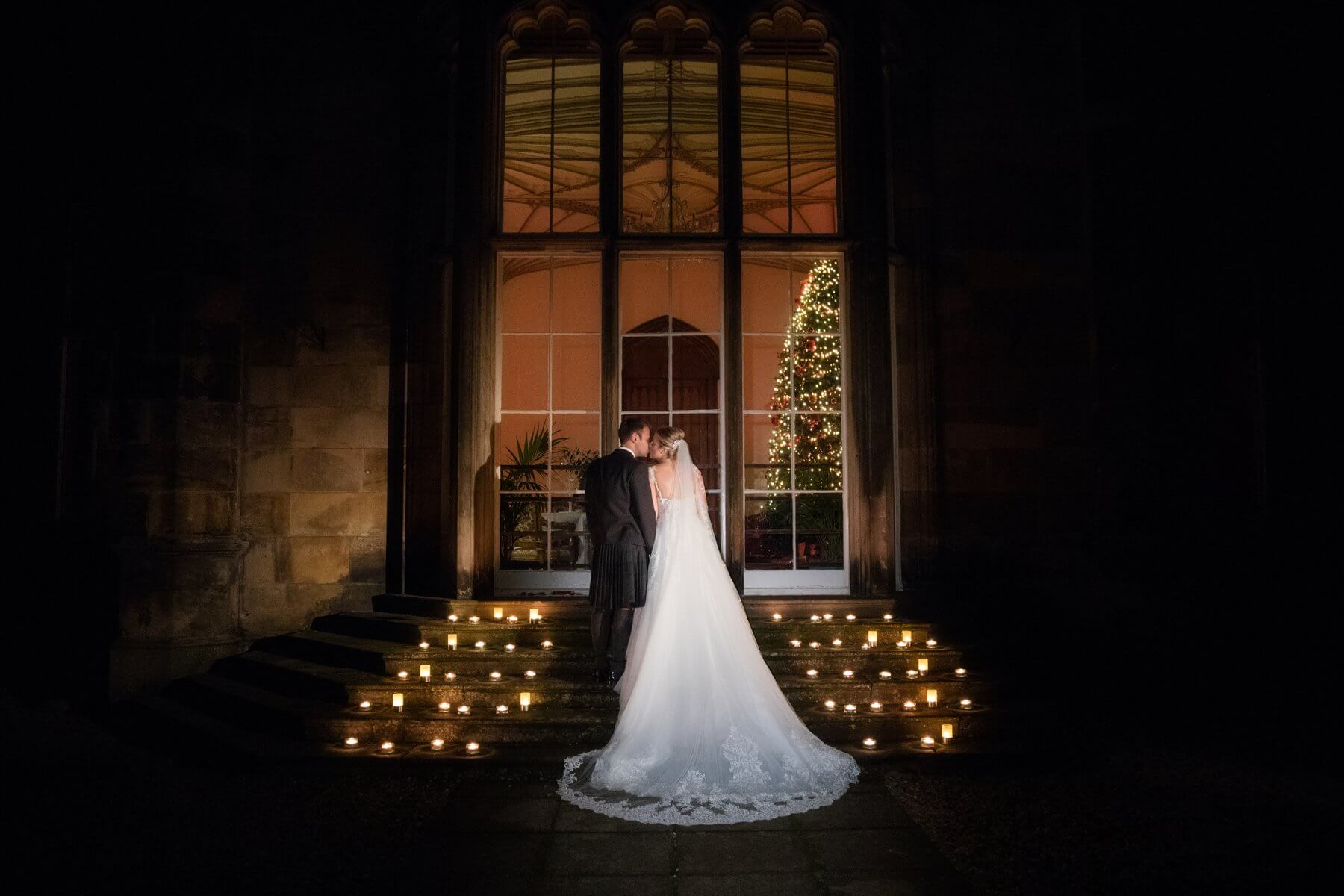 December Wedding Scotland