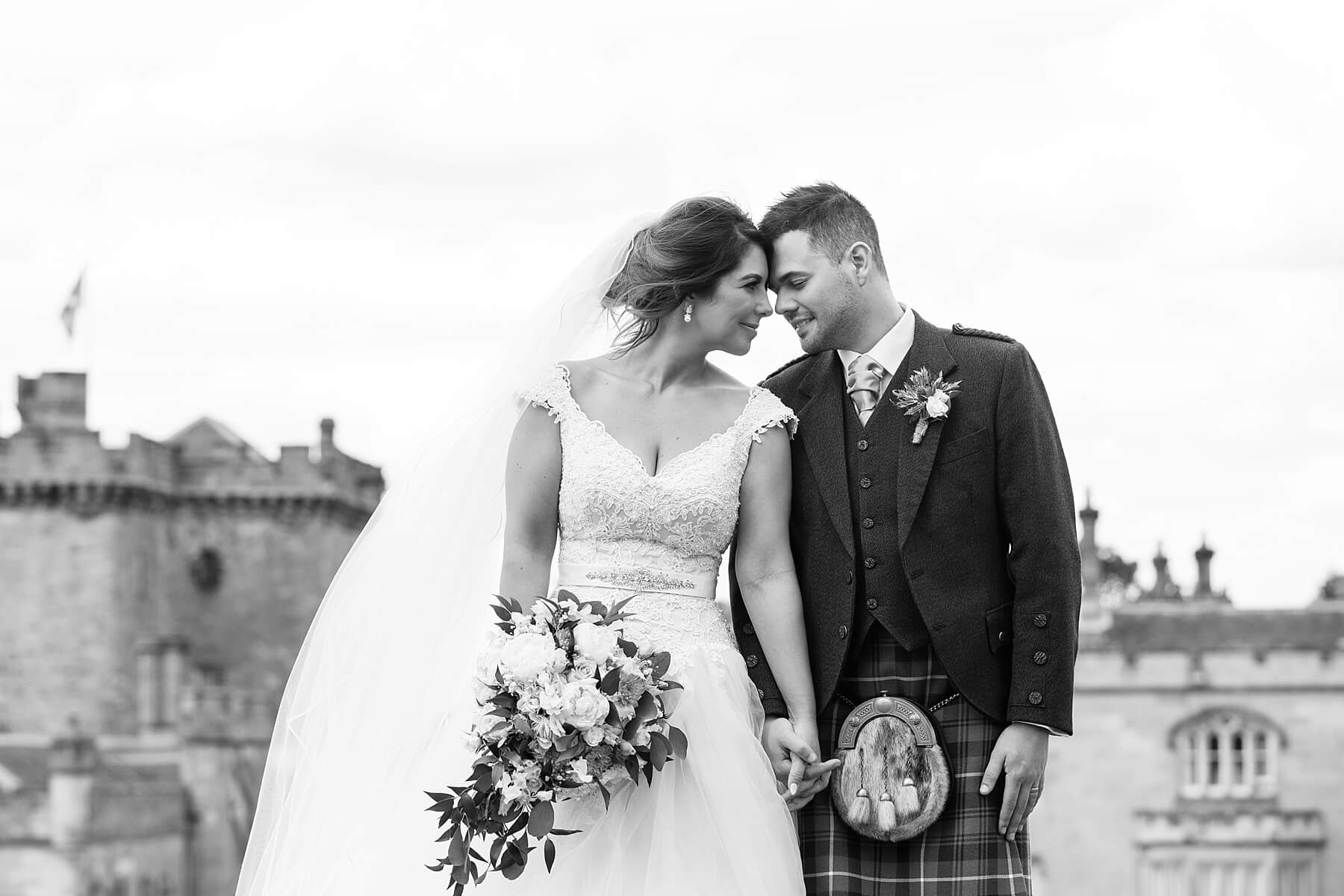 Dundas Castle Wedding Photos