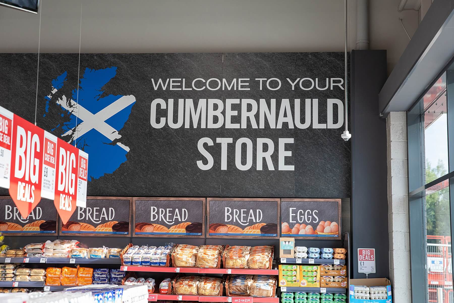 Food Warehouse Cumbernauld