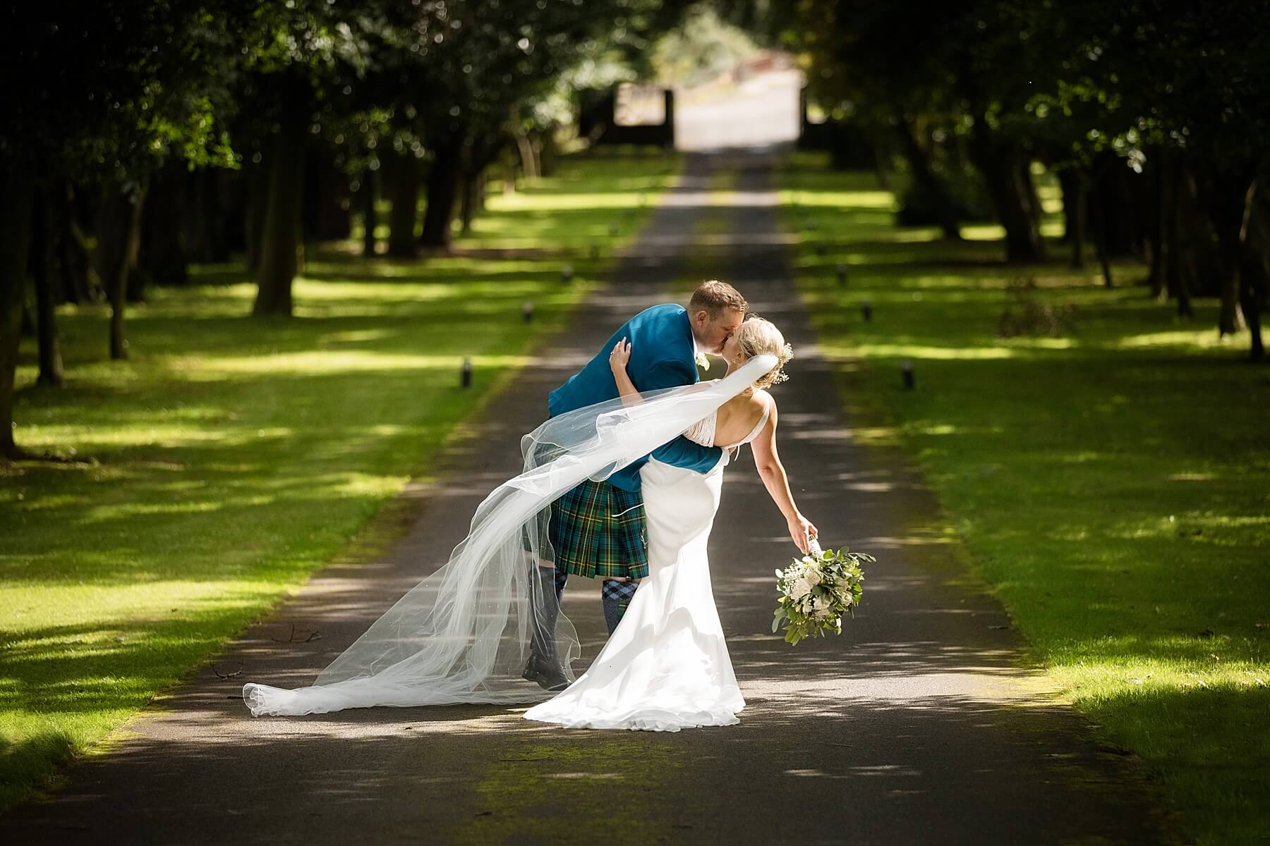 Carlowrie Castle Wedding Photography