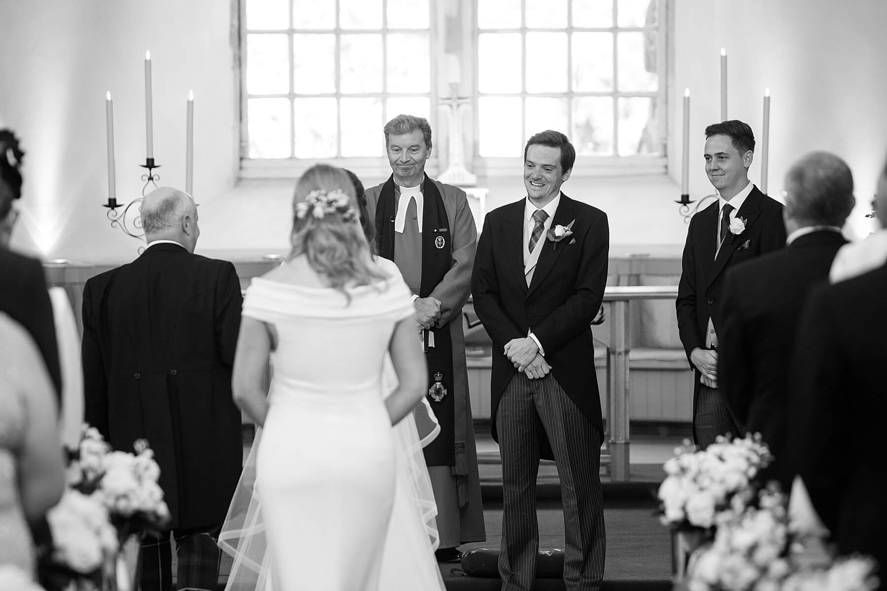 Canongate Kirk Wedding Photography