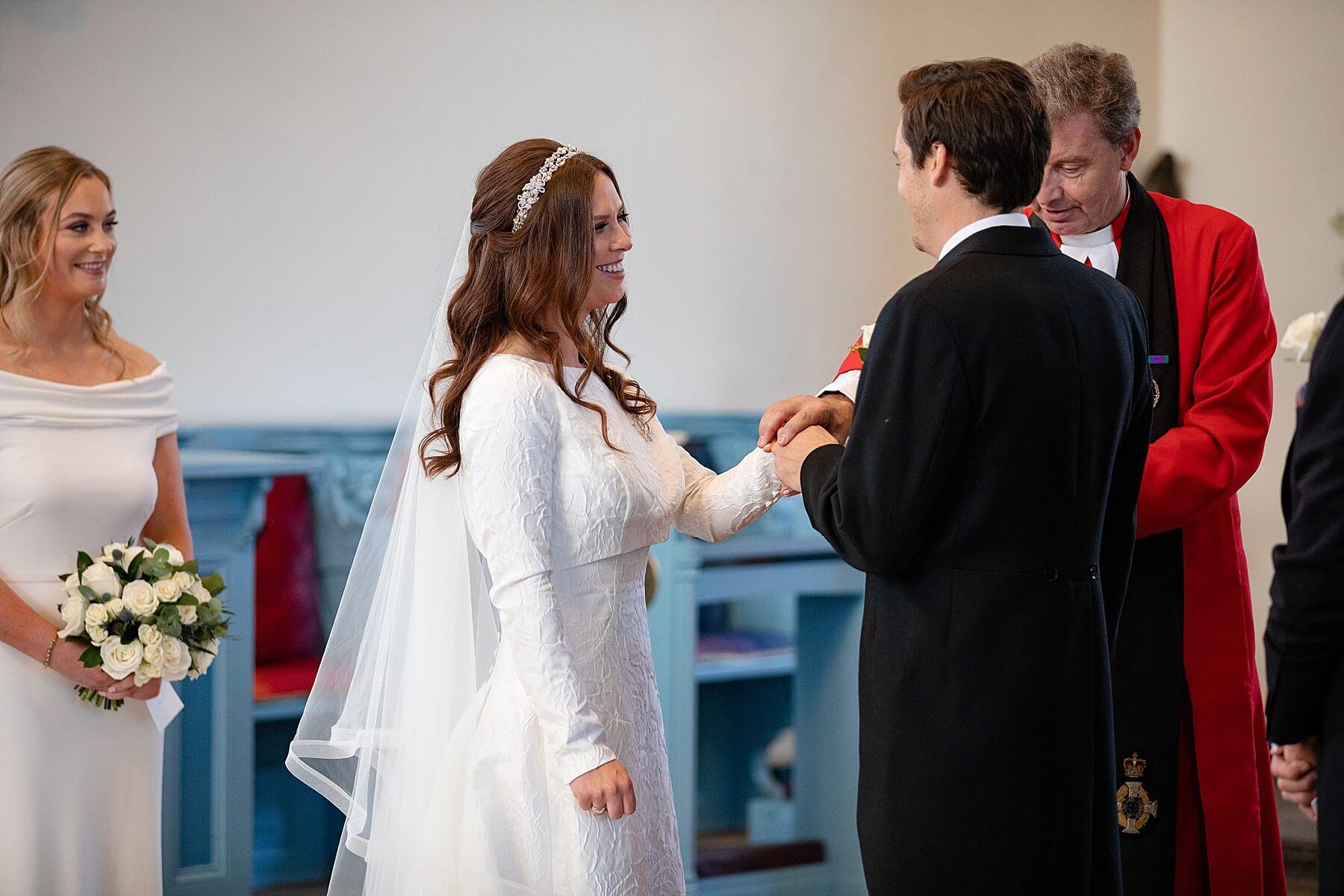 Canongate Kirk Wedding Photography