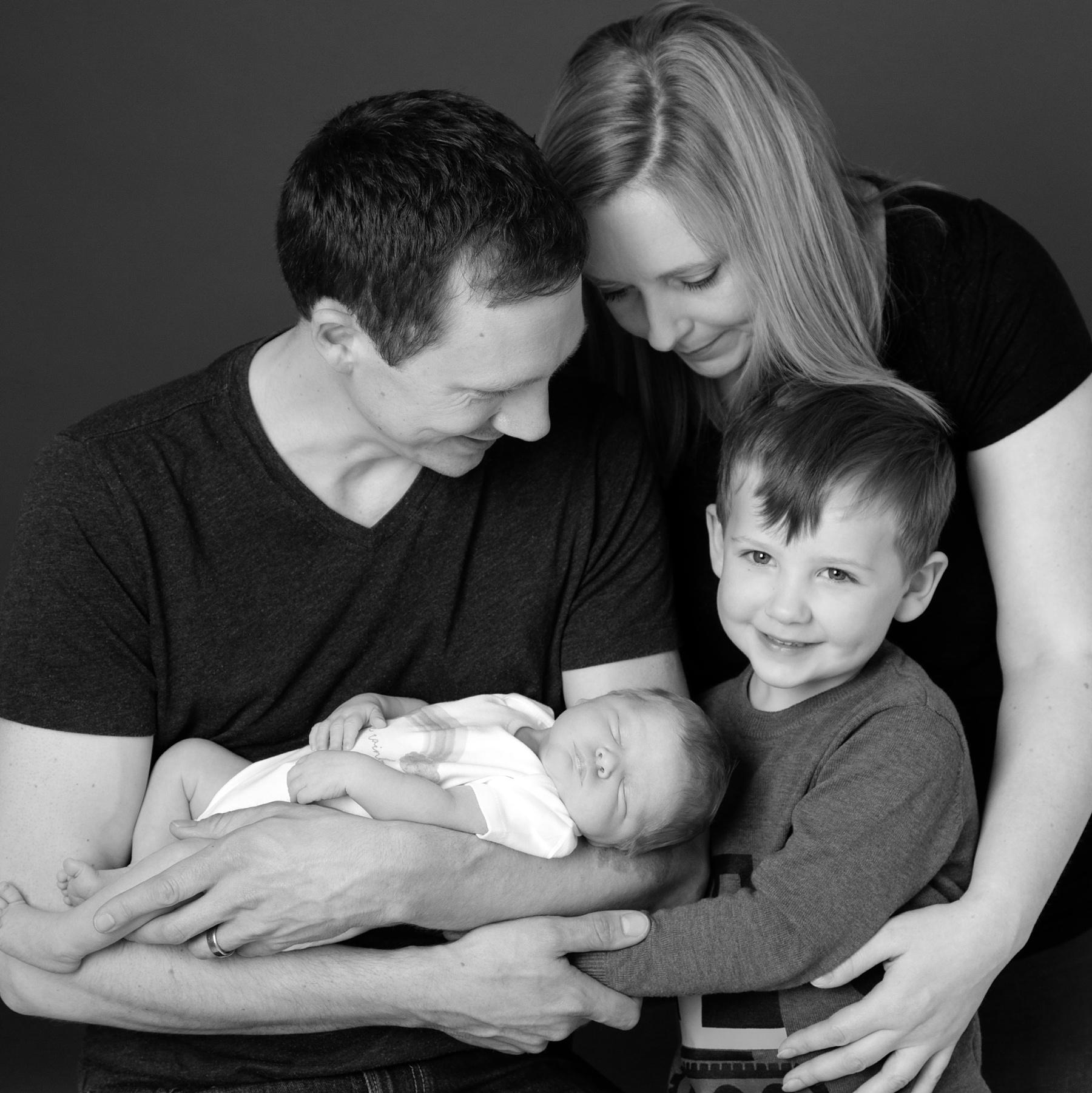 Newborn Baby Photoshoot Edinburgh