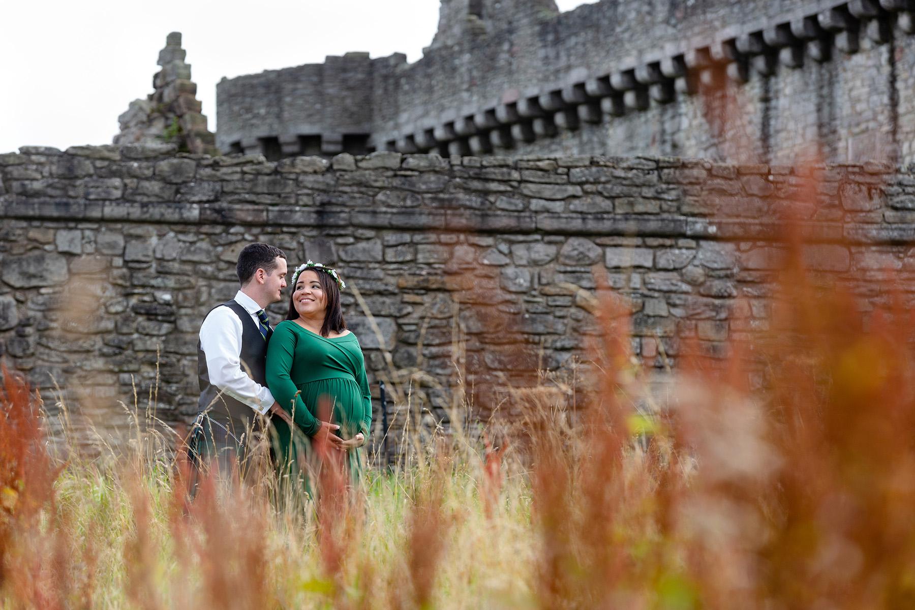 Maternity Photoshoot Edinburgh