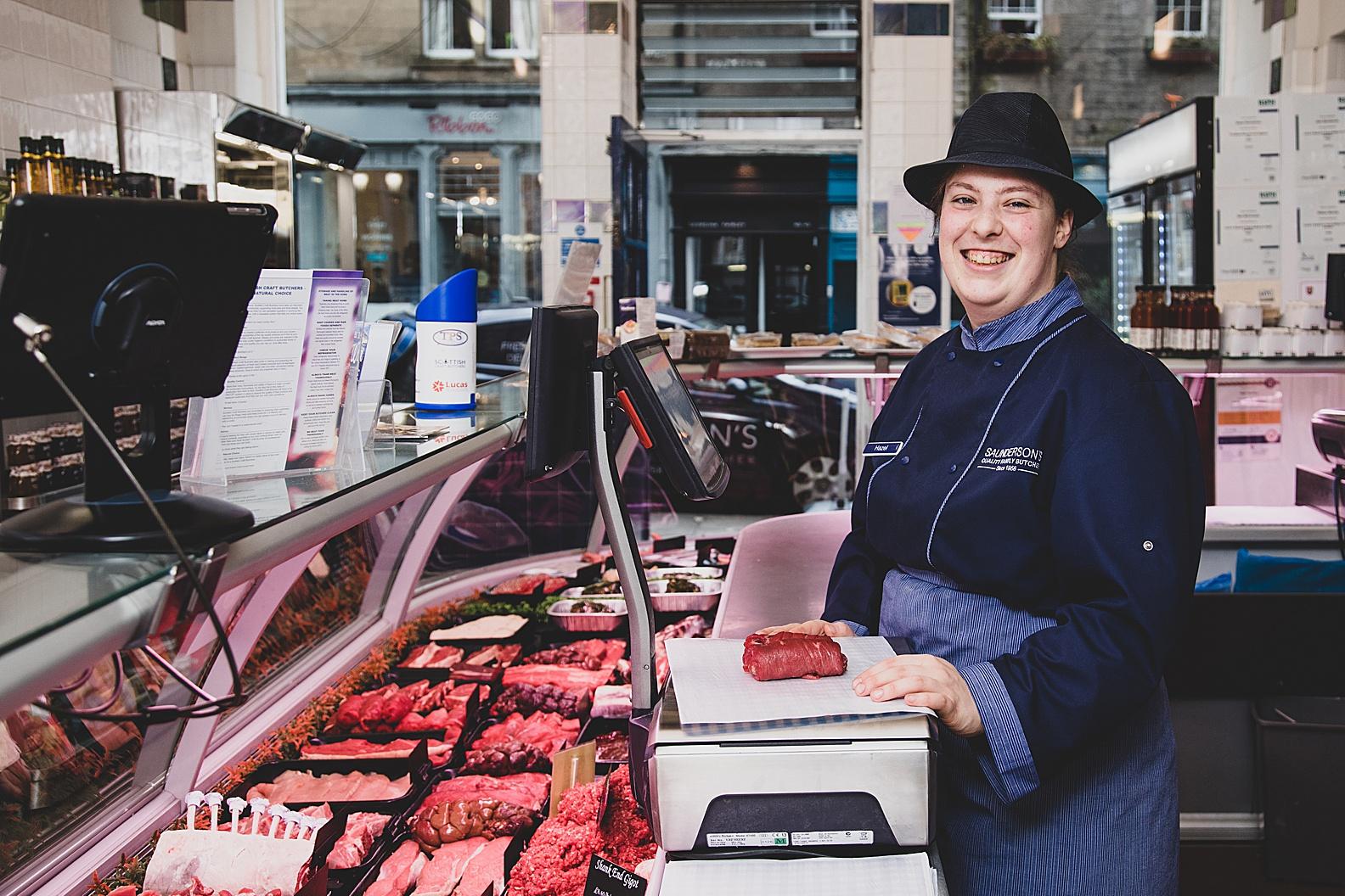 Photography Butchers Edinburgh