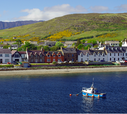 Scotland tops table as number one staycation destination amid surge in Easter visits