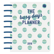 2018 Busy Days Planner