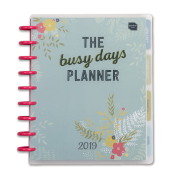 An image of 2019 Busy Days Planner