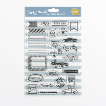 An image of Busy Days Clear Stamps