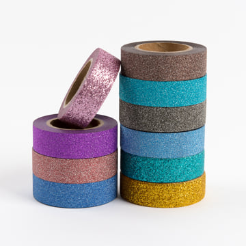 An image of Busy Days Glitter Tape Pack