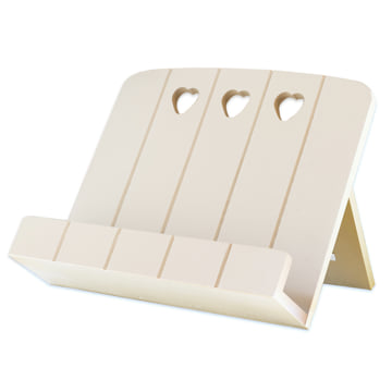 An image of Cream Diary Stand