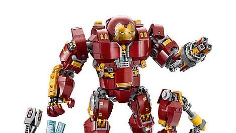 LEGO Hulkbuster Ultron Edition - Plus Super Mod MOC | Bricks Blog