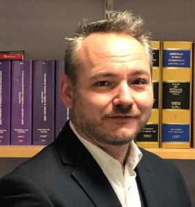 Ellis Pinnell, Solicitor, Brook House Inquiry