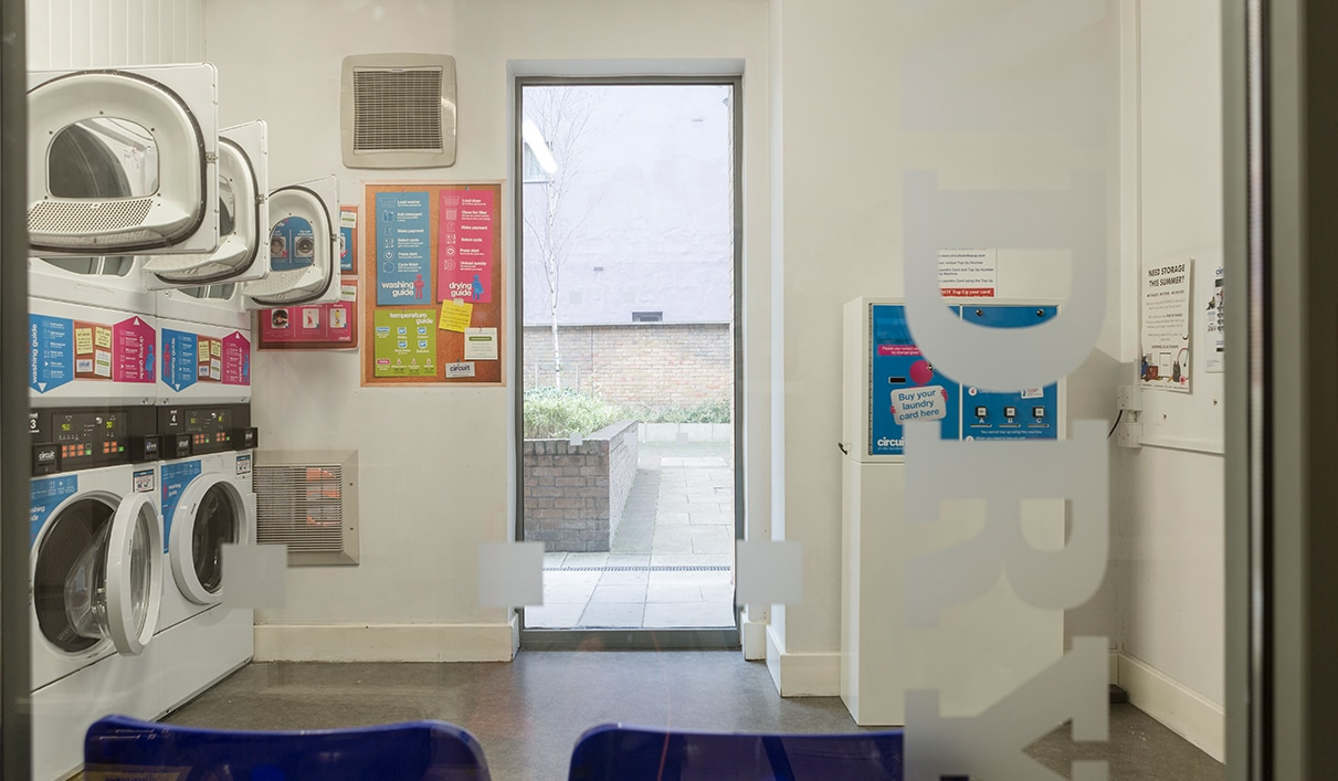 London, Dashwood Studios