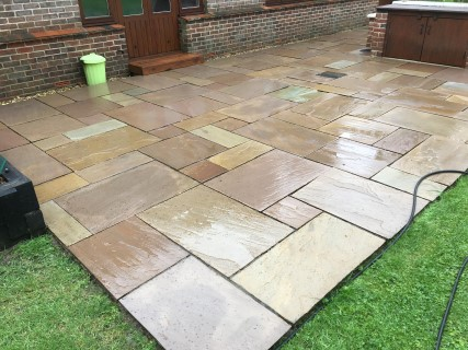 Royston 2017 After Pressure Washing