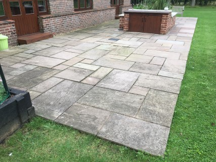 Royston 2017 Before Pressure Washing