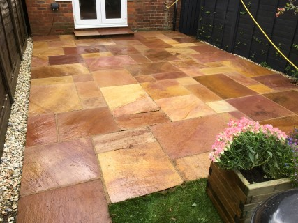 Chesham 2017 After Pressure Washing