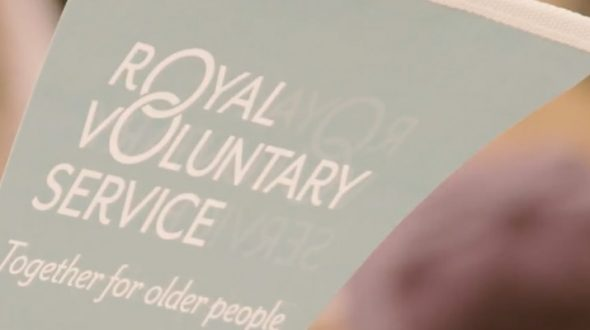 Royal Voluntary Service youtube still