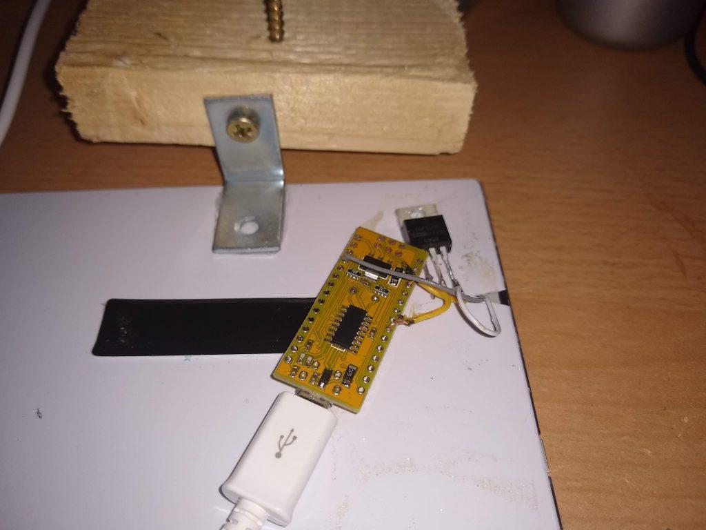 LED Controller Circuit