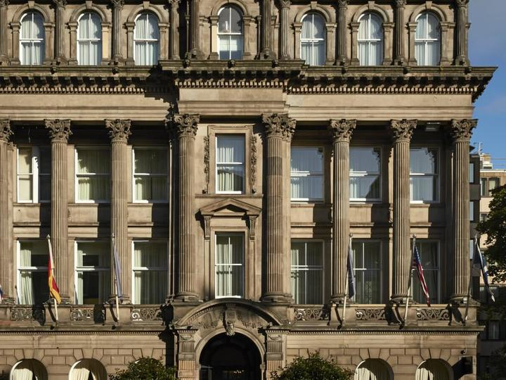 Intercontinental Ic The George Edinburgh