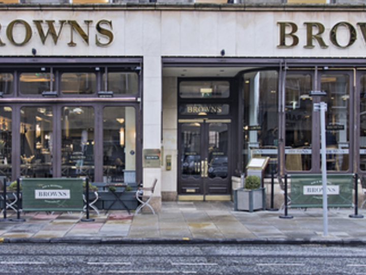 Browns Edinburgh
