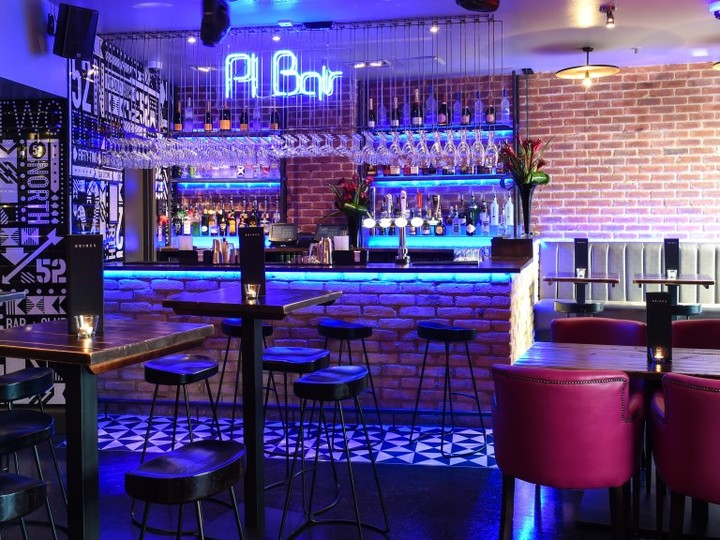 Novus Bars Piccadilly Institute