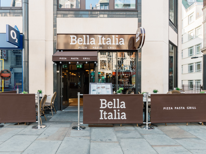Bella Italia The Strand