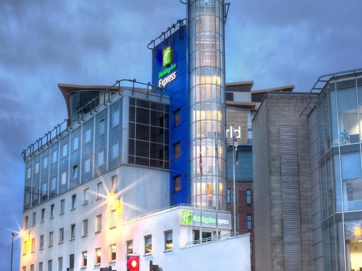 Holiday Inn Express Glasgow City Center Theatreland
