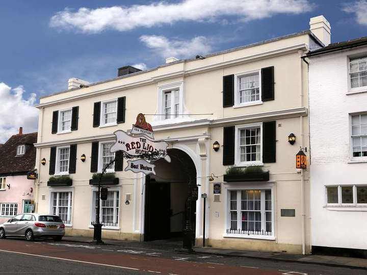 Best Western Salisbury Red Lion Hotel