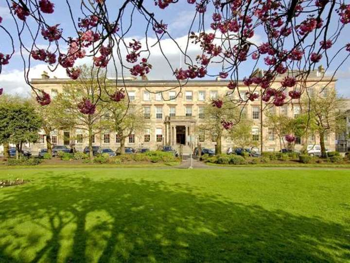 Blythswood Square hotel luxuriously designed Central Glasgow
