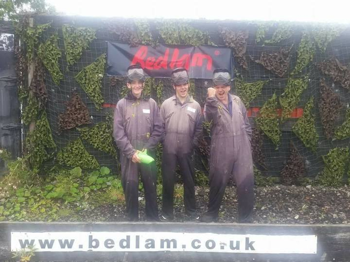 Bedlam Paintball Stoke On Trent
