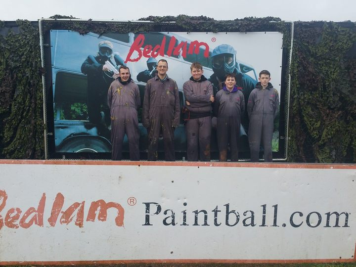 Bedlam Paintball Truro Cornwall