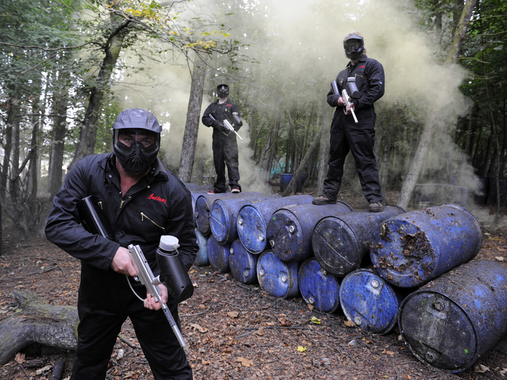 Bedlam Paintball Aberdeen