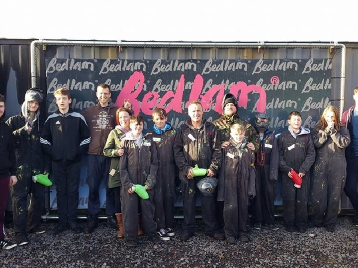 Bedlam Paintball Edzell