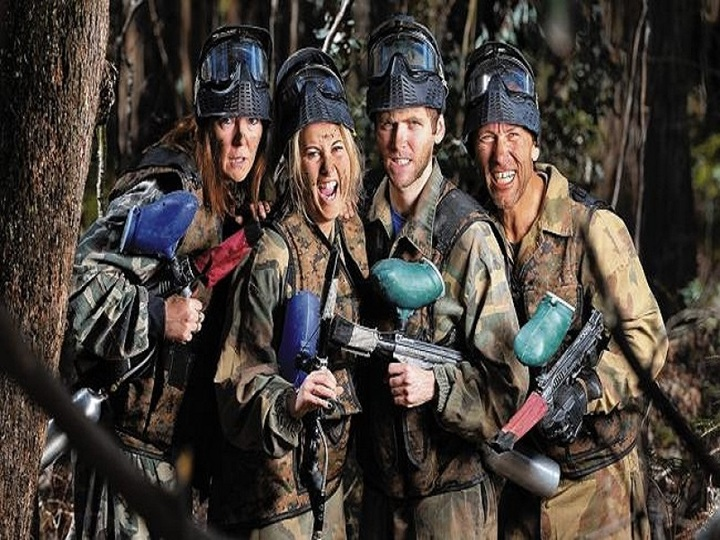 Bedlam Paintball Dundee