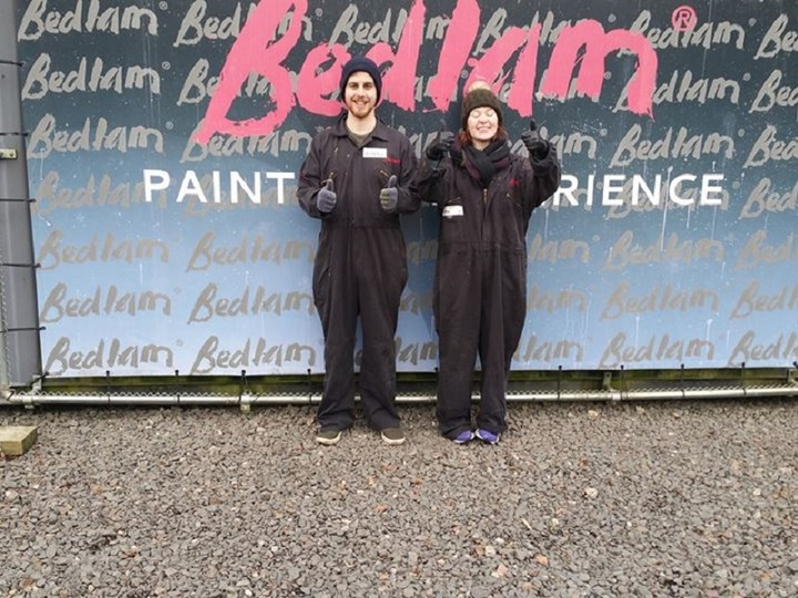 Bedlam Paintball Randalstown