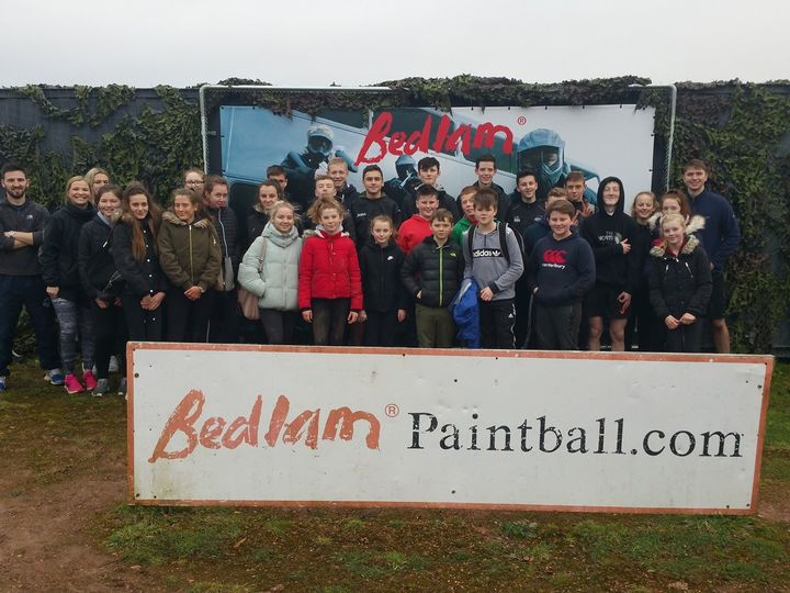 Bedlam Paintball Cowbrudge