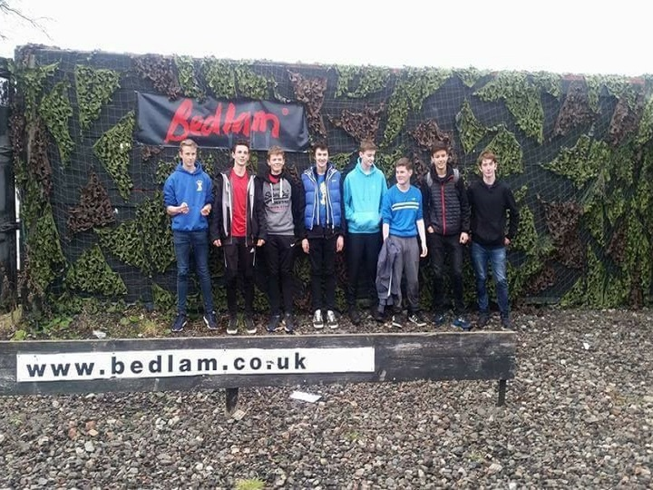 Bedlam Paintball Lasertag Formby