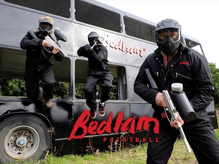 Bedlam Paintball Burnley